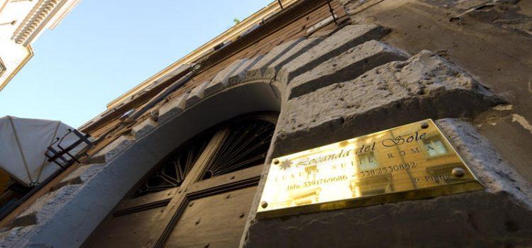 Locanda Del Sole Rome