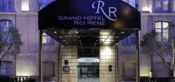 Grand Hotel Roi Rene Aix en Provence Centre MGallery By Sofitel