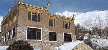 Snow Leopard Lodge