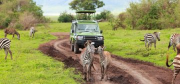 Honeymoon in Tanzania + Zanzibar – Chea x 2