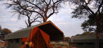 Kazuma Trails Hwange Luxury Camp